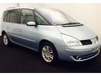 RENAULT ESPACE 2.0dCi DYNAMIQUE>>7 SEATER [BANK HOLIDAY OFFER £2350] DRIVES GOOD