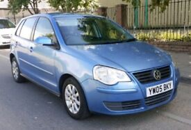 image for Vw Polo 1.4. 5 door. Long Mot. Service History. Perfect Drive