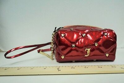 Juicy Couture Purse Hand Bag RED HOT Crossbody Tote - FLASH SALE](Cheap Tote Handbags)