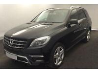 Mercedes-Benz ML250 FROM £147 PER WEEK!