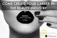 Come create your career in the Beauty Industry!
