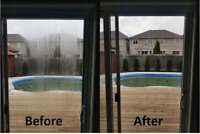 Window Condensation and Foggy Glass Repair