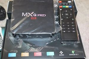 MXQ PRO Android TV BOX- Same Day Delivery! Free Installation!