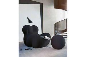 B&B Italia Up Series 2000 Armchair with Ottoman