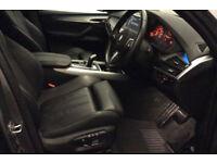 Grey BMW X5 M Sport Diesel Auto Estate Xdrive FROM £160 PER WEEK!