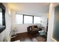 Bridgewater Place development, is this open plan, 11th floor, STUDIO STYLE APARTMENT