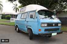1990 Volkswagon Transporter Mooroobool Cairns City Preview