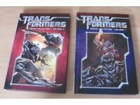 Transformers Movie Graphic Novel Collection Hardcover New IDW Comics