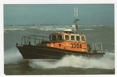 Brede Class Self-righting Lifeboat Postcard B631