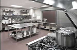 Community kitchen, Commercial Catering Kitchen