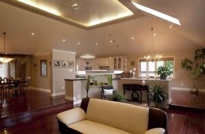 POT LIGHT installation LICENSED electricians  call 6476871432
