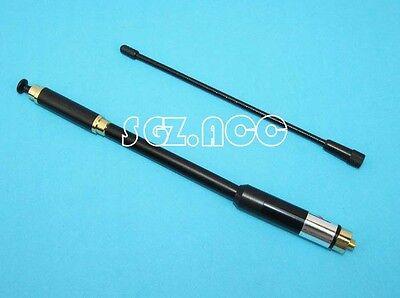 AL-800 HighGain Dual Band Extendable Antenna SMA-Female for Kenwood Wouxun radio