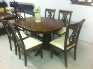 Brand New--Modern 5pcs Dining set fm $199.99--Free delivery