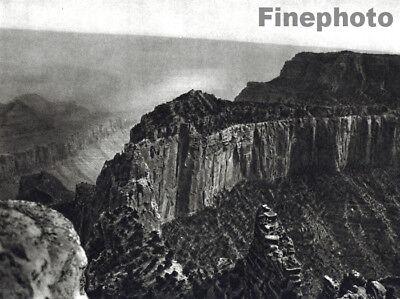 1926 ARIZONA GRAND CANYON Western Landscape Photo HOPPE Grand Canyon Arizona Framed