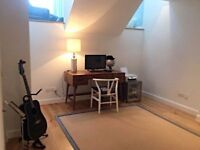 Quiet Private room for study, tutoring, group projects, music practice available by the day for £40