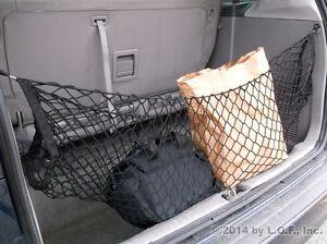Hammock Cargo Storage Net Van Suv Bungee Rack Organizer