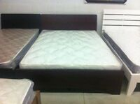 Brand new Double bed frame $179.99(free delivery/don't need box)