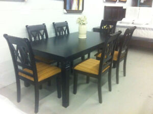 Brand New--Modern 5pcs Dining set $199.99--Free delivery