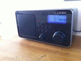 Logik IR100 WiFi Internet Radio