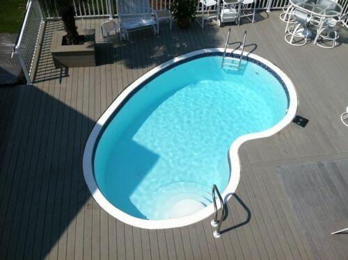 Seaside Marine Fiberglass in-ground pools- DIY kits or complete design & install