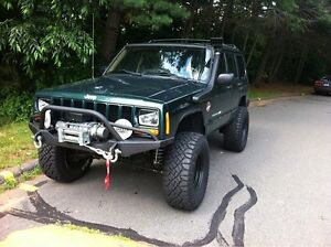 Looking for Jeep XJ parts