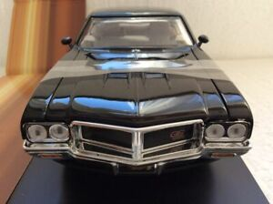 American Muscle 1970 Buick GS  STAGE 1 mint in box diecast 1:18