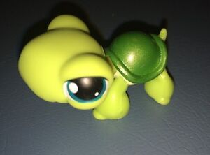 Littlest Pet Shop Turtle Cake