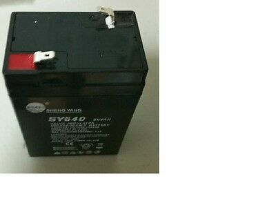 Torrey Rechargeable Battery For Crs-5001000 Crane Scale