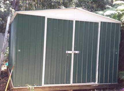 Garden Shed in great condition Clagiraba Gold Coast West Preview