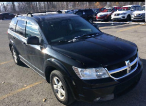 2009 dodge journey 7 passagers