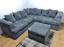 Luxury And Comfortable Liverpool Sofa In Jumbo Cord Fabric Easy Home Delivery