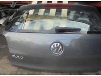 VW POLO 6R/6C REAR TAILGATE/BOOT LID 2009, 2010, 2011, 2012, 2013, 2014,2015, 2016, 2017, LA7W/LD7R.