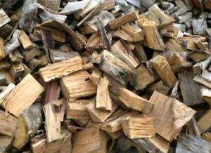 Mixed fire wood