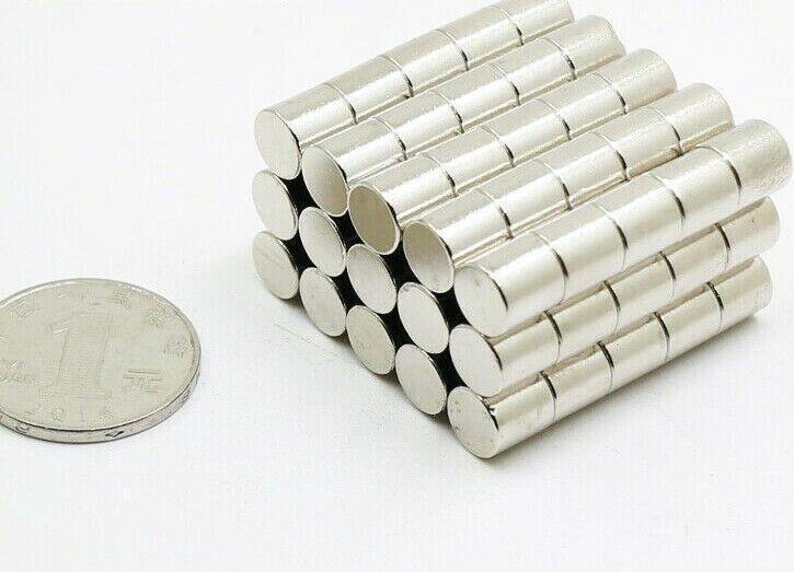 10 30pcs 8x8mm 0 31x0 31 neodymium