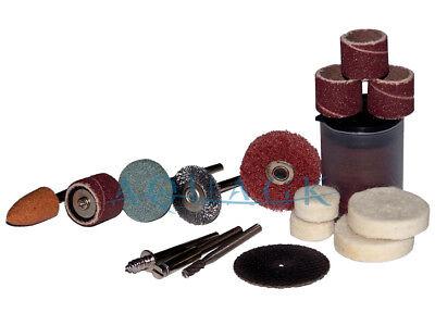 52 tlg. Feinschleifer für Schleifmaschine Feinwerkzeug NEU