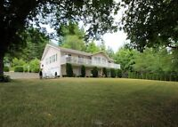 Well Maintained Home & Shop on 9.5 Acres