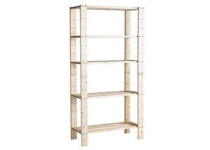 JYSK Pine Utlility Unit (5 Shelf)