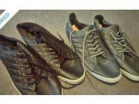 Size 10 mens trainers shoes pumps