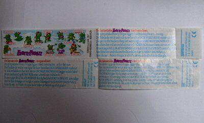 "BPZ  ""Frosty Frogzz"" 1994 S, DK, N; GROSSER TEXT!!"