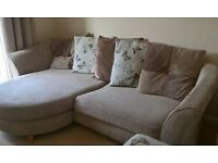 DFS Sofa and Butterfly Chair