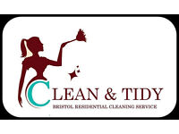 Clean & Tidy Brislington/Knowle Area