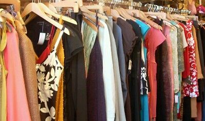 65 PC Women's Wholesale Clothing Lot Assorted Resale