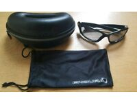 For sale is a pair of Endura Shark cycling glasses.