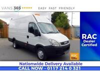 Iveco Daily 5 TONNE TWIN REAR WHEEL 3.0L 180 BHP ENGINE 6 SPEED GEARBOX