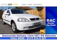 Vauxhall Astra NO VAT VERY CLEAN VAN DRIVES VERY WELL 1.7 TDI P/X TO CLEAR