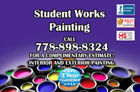 Complimentary Estimates for Interior and Exterior Painting - SWP