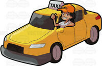 Taxi Drivers Needed