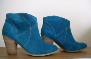 rmk Australia Suede Ankle Boots, New