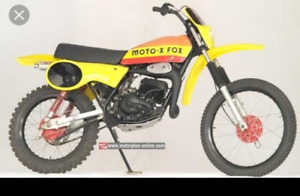 Looking for air cooled two stroke dirtbike