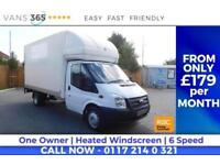 Ford Transit LWB LUTON WITH TAIL LIFT 125 BHP 6 SPEED HEATED FRONT WINDSCREEN